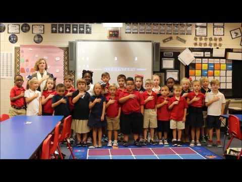 North Desoto Lower Elementary School   Mrs  Walters' 1st Grade