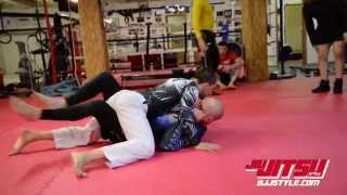 Denny Prokopos 10th Planet Jiu Jitsu: Guillotine Choke Half Guard Pass