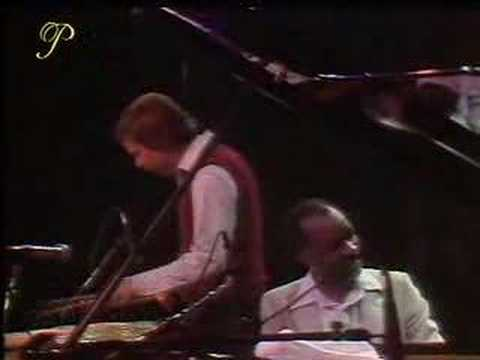 Ahmad Jamal Trio with Gary Burton  One