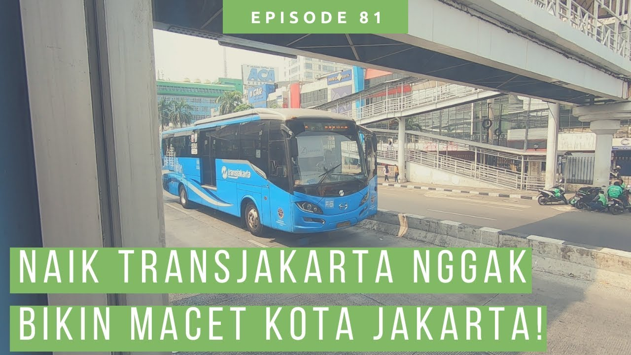 Rute Transjakarta Peta Jalur Transjakarta Semua Koridor Catperku Com