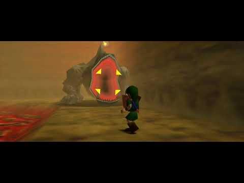 The Legend of Zelda Ocarina of Time Commercial