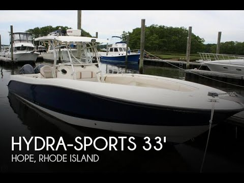 [SOLD] Used 2004 Hydra-Sports Vector 3300 CC in Hope, Rhode Island