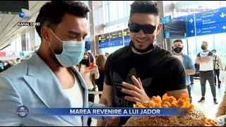 Stirile Kanal D(24.04) - MAREA REVENIRE A LUI JADOR! FAMILIA SI PRIETENII L-AU ASTEPTAT LA AEROPORT!
