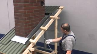 Film instruktażowy: Kominowa nasada dachowa