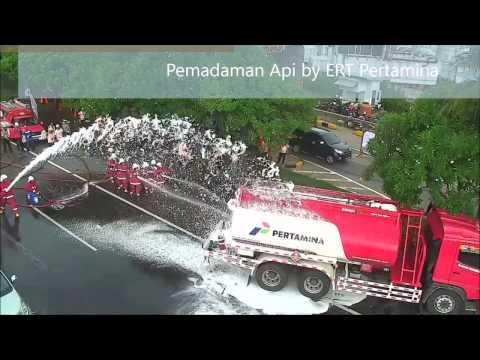 Emergency Drill: Makassar Toll Road