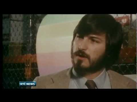 RTÉ's Pat Kenny 1980 interview with Steve Jobs