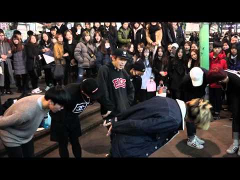 D.O.B #디오비# 20160128 홍대 공연 《리듬 타 RHYTHM TA》(iKON)