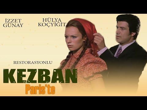 Kezban Paris'te (1971) RESTORASYONLU - Hülya Koçyiğit & İzzet Günay