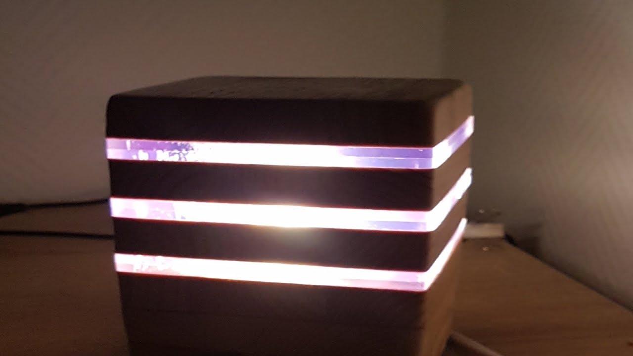 Moderne Desk LampDIY LED Building a 5LA4jc3RqS