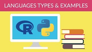 Machine Learning - Languages Types & Examples