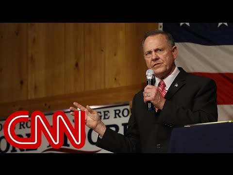 Roy Moore under fire for slavery remark