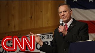 Alabama Senate Candidate Roy Moore Thinks America Was 'Great' During Slavery