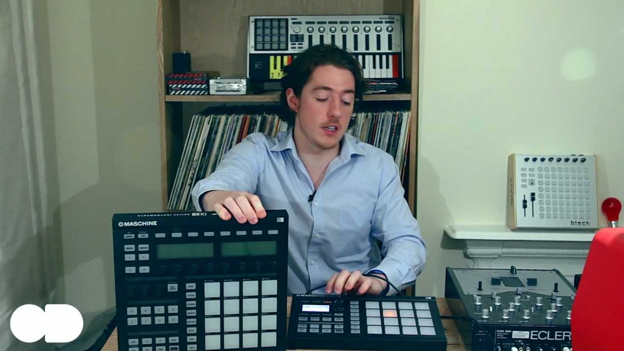 native instruments maschine mikro review youtube. Black Bedroom Furniture Sets. Home Design Ideas
