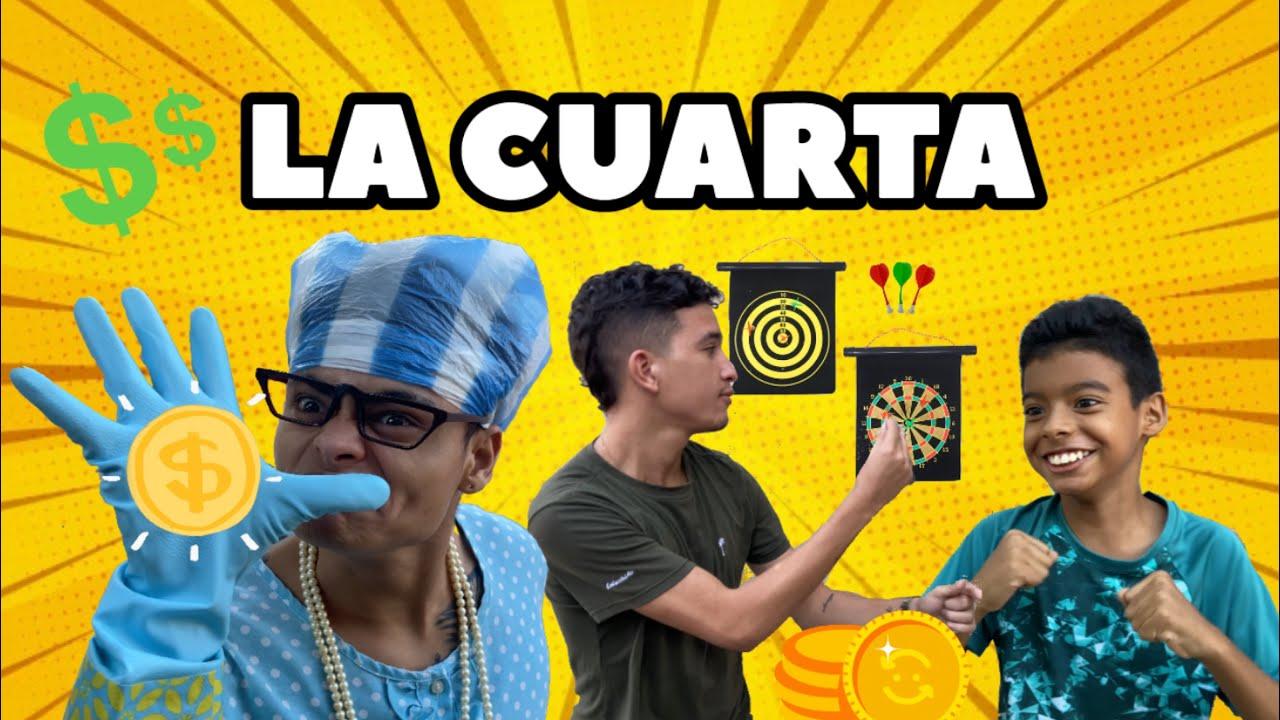 EL RETO DE LA CUARTA | Humor De Cuadra