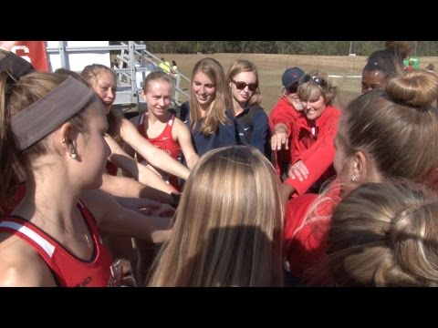 Spider Women's Cross Country Wins Atlantic 10 Championship