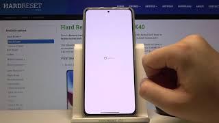 How to Set Up Lock Screen Wallpaper in XIAOMI Redmi K40 -  Customize Screen Lock screenshot 4