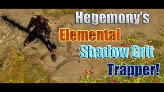 Path of Exile Act 4: Hegemony's Crit Trapper on Warbands League (Preliminary Look)