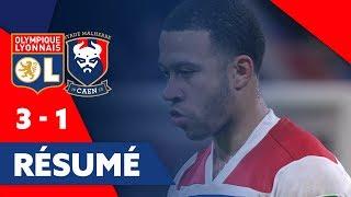Résumé OL/Caen Coupe de France | Olympique Lyonnais
