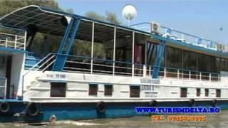 Excursii Delta Dunarii cu hotel plutitor | Bird watching in the Danube Delta ,