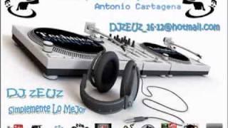 Nisiquiera dejaste - Antonio Cartagena [Dj zEUz C.A.]