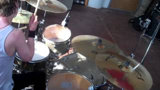 Paramore - Fast In My Car - Drum Cover