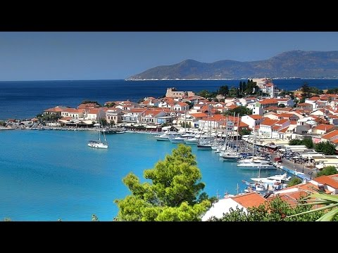 Pythagorio (Pythagorion) Samos, Greece - YouTube