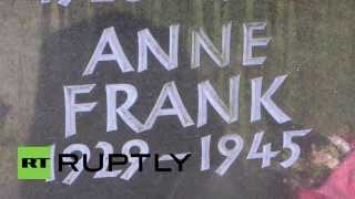 Germany: Anne Frank's remains may lie in newly discovered mass grave