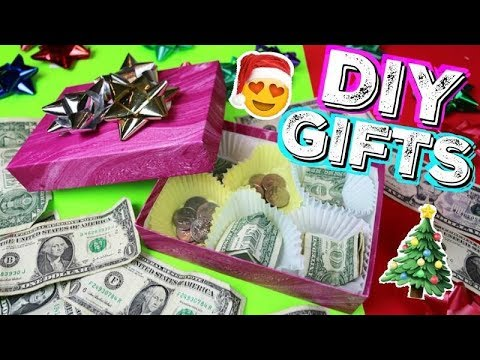 DIY Christmas Gift Ideas!   CHEAP Gifts That Look Expensive!