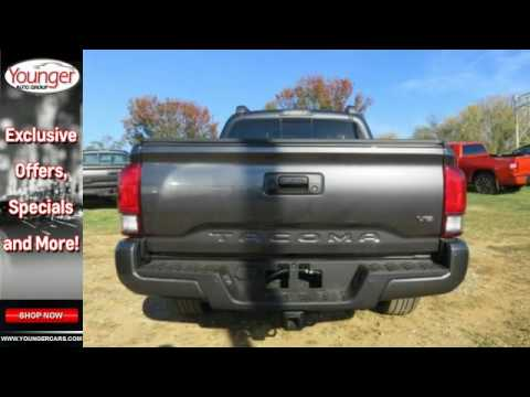 New 2017 Toyota Tacoma Martinsburg WV Hagerstown, WV #T2405900 - SOLD