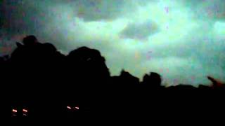 Tornado in Athens, Texas April 26 2011
