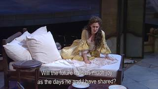 Adieu, notre petite table - Massenet's Manon - Sydney Mancasola