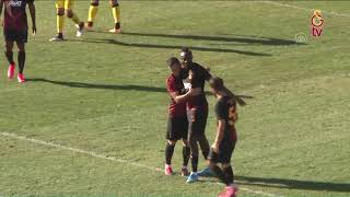Futbol Hazırlık maçı Galatasaray 1 - İstanbulspor 0 - İSTANBUL
