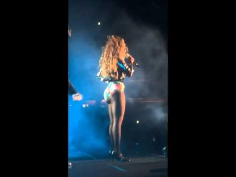 On The Run Tour: Why Dont U love me - Beyonce