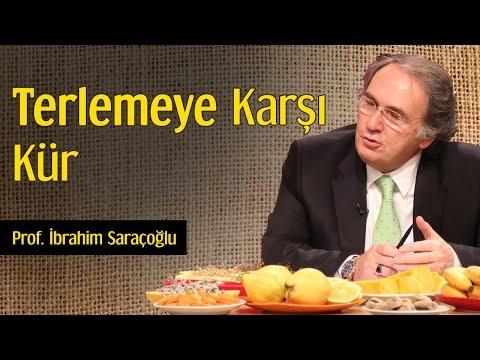 Terlemeye Karşı Kür | Prof. İbrahim Saraçoğlu