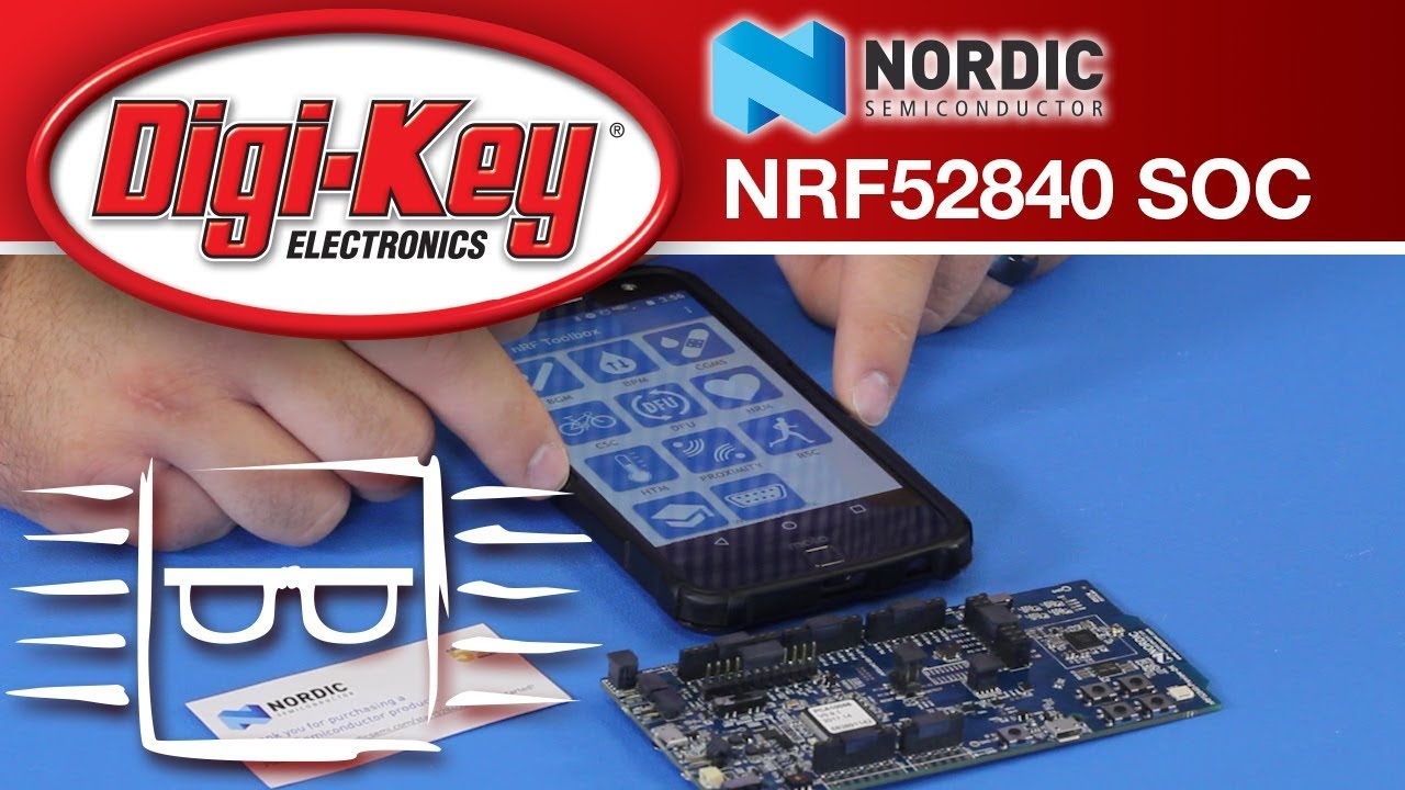 Nordic Semiconductor nRF52840 Development Kit – Another Geek Moment |  DigiKey