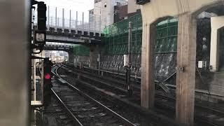 東京メトロ丸ノ内線 2000系2102F 小石川検車区 入庫