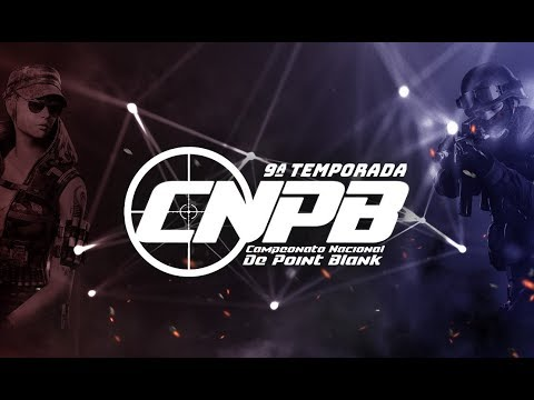 CNPB LIGA BALA DE FERRO - QUARTAS DE FINAL - Point Blank