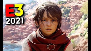Top 18 Best New Upcoming Games Revealed At E3 2021| PS5, PS4, Xbox Series X & PC