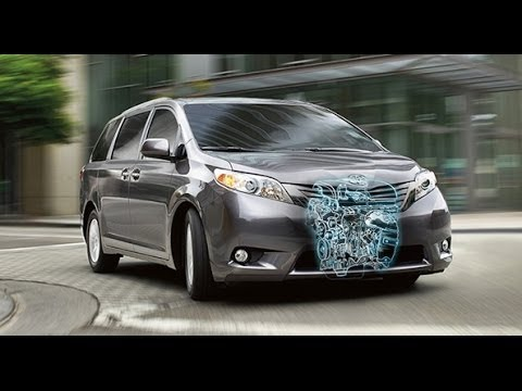 2018 Toyota Sienna Hybrid Release Date Youtube