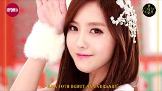 Love Suggestion - Hyomin/효민 (T-ARA/티아라)
