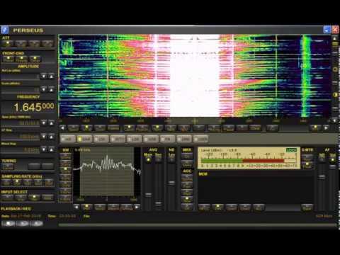 1645 KHz Mediumwave Ros AM Radio