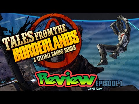 Tales From The Borderlands Episode 1 Zero Sum Review