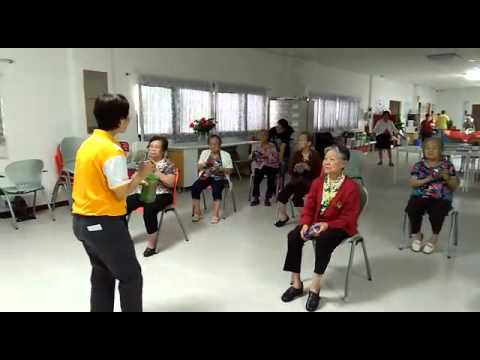 Music Therapy Activity for ageing senior elderly