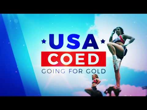 OFFICIAL TRAILER | USA Coed Cheer 2017: Going For Gold