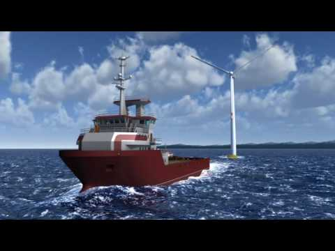 SeaLock™ - Offshore Floating Wind Turbine Docking System