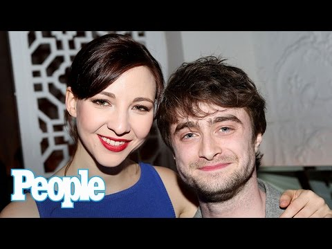 Daniel Radcliffe's Girlfriend Erin Darke Dishes On Their Relationship  People NOW  People