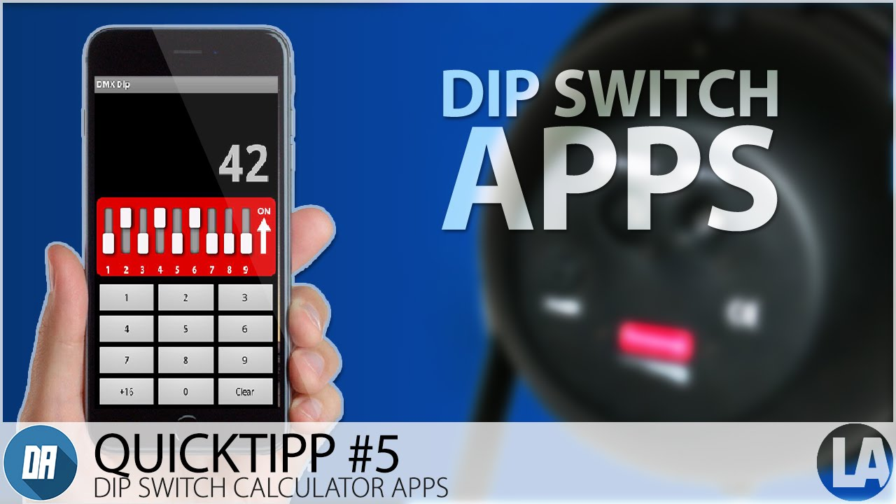 Quicktipp 5 Dip Switch Calculator Apps Youtube