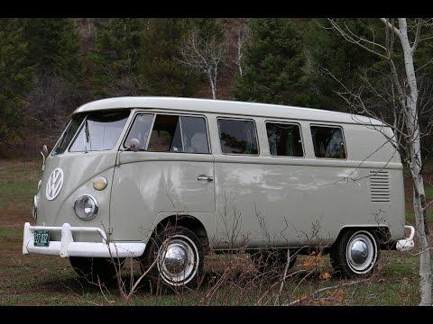 1965 Volkswagen Westfalia Camper. Resurrecting a Classic.