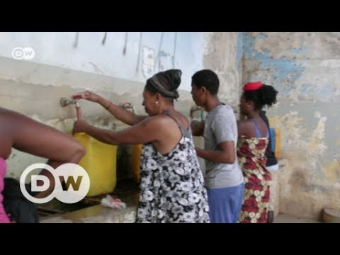 A nation running out of water | DW English
