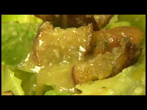Salade césar : les secrets de la plus gourmande des salades